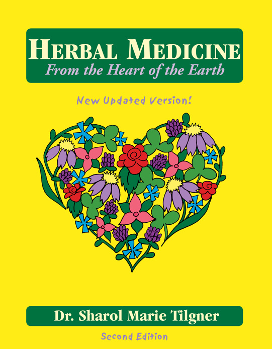 Herbal Medicine Book Cover